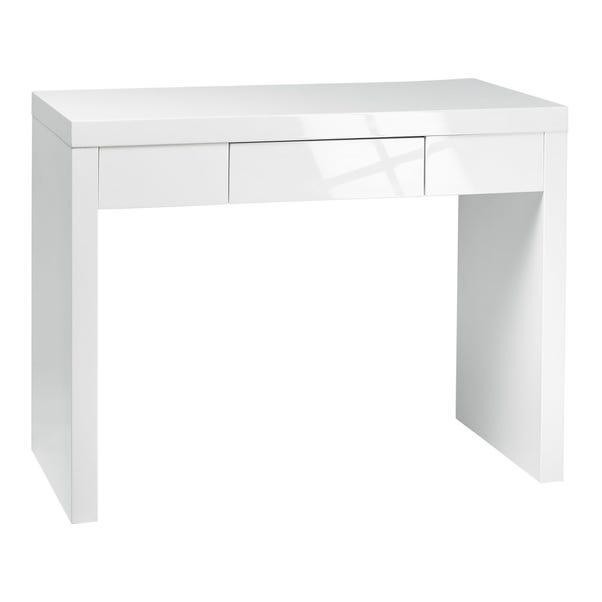 Puro White Dressing Table