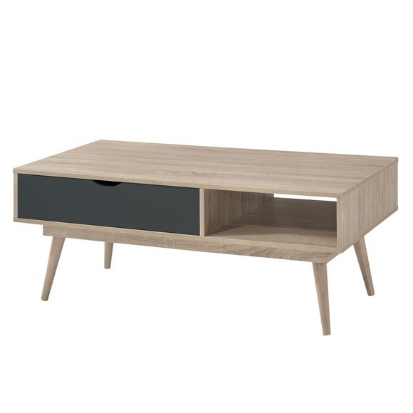 Scandi Grey Coffee Table