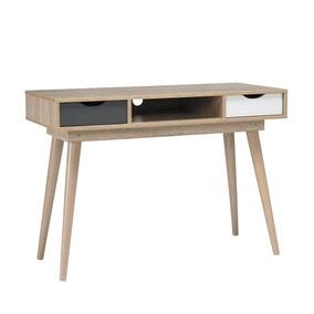 Scandi Grey Desk