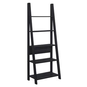 Tiva Wooden Ladder Bookcase