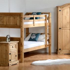 Corona Pine Bunk Bed