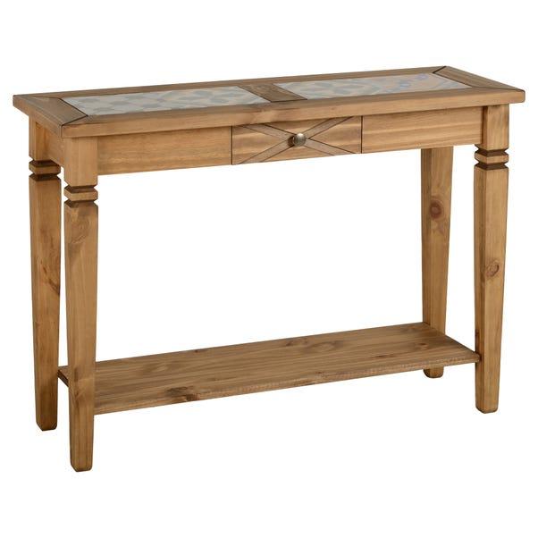 Salvador Console Table Pine