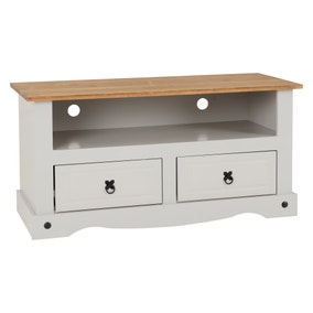 Corona Grey Flat Screen TV Unit