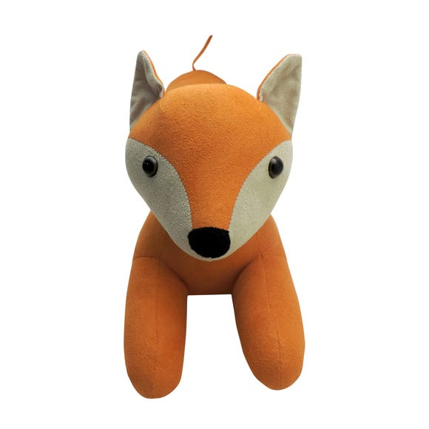 Fox Draught Excluder Orange