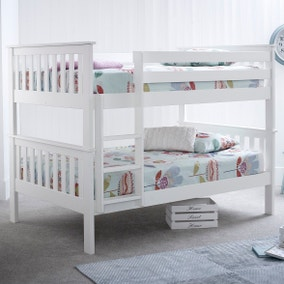Oslo Small Double Bunk Bed