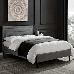 Picasso Grey Bed Frame