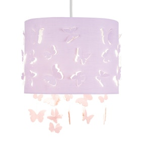 Butterfly Cut Out Pendant Shade