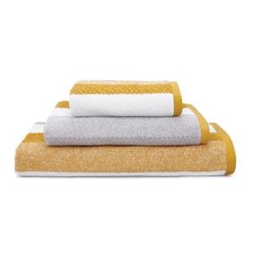 Elements Stripe Ochre Towel