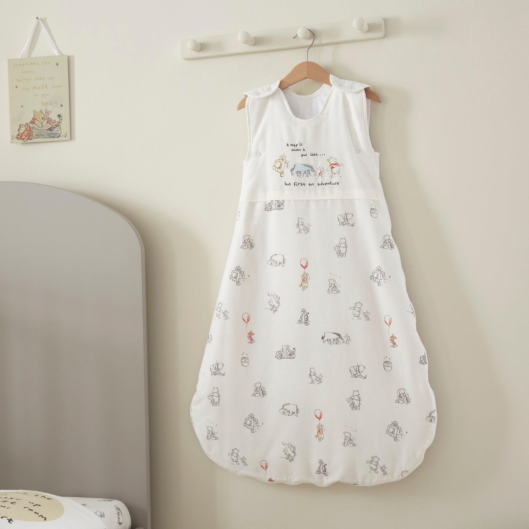 Photo of Disney winnie the pooh 2.5 tog sleepbag cream
