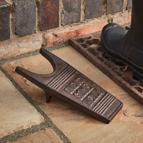 Cast Iron Outdoor Welly Boot Jack