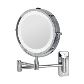 7 Inch Double Sided LED Wall Mirror