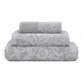 Dorma Winchester Jacquard Border Towel