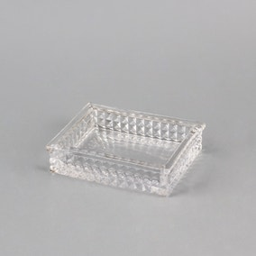 Dorma Glass Soap Dish