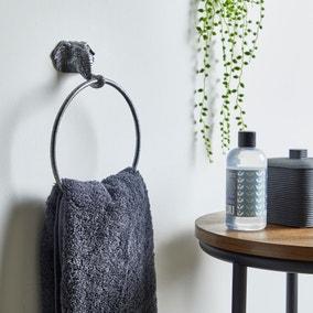 Elephant Towel Ring
