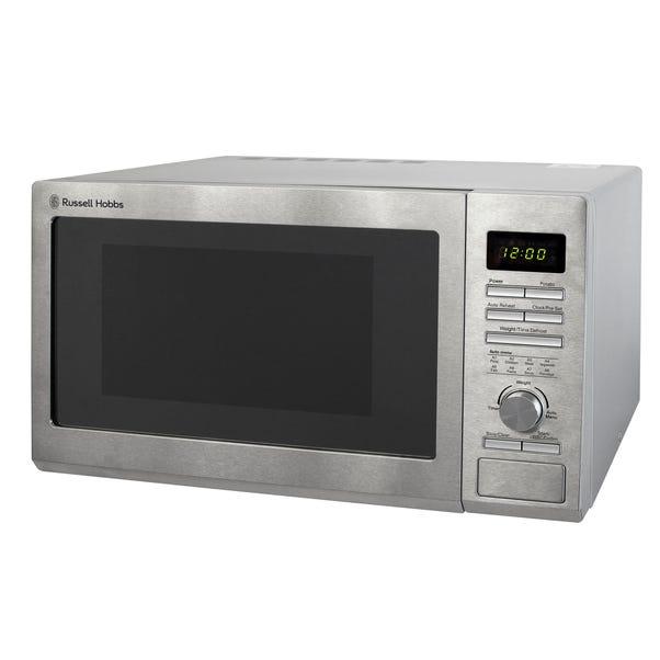 Russell Hobbs 900W 25L Stainless Steel Digital Microwave Silver