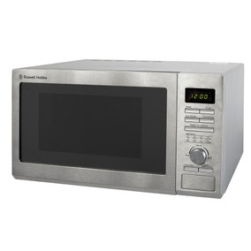 Russell Hobbs 900W 25L Stainless Steel Digital Microwave