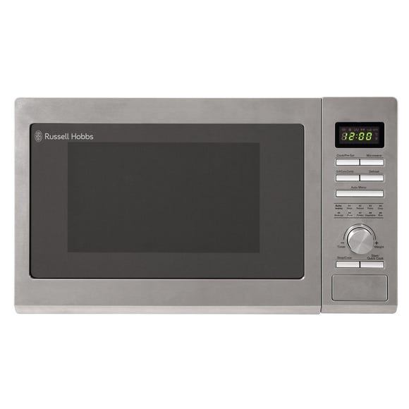 Russell Hobbs 30L Stainless Steel Digital Combination Microwave Silver