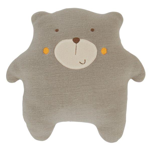 Bear Hugs Cushion Natural