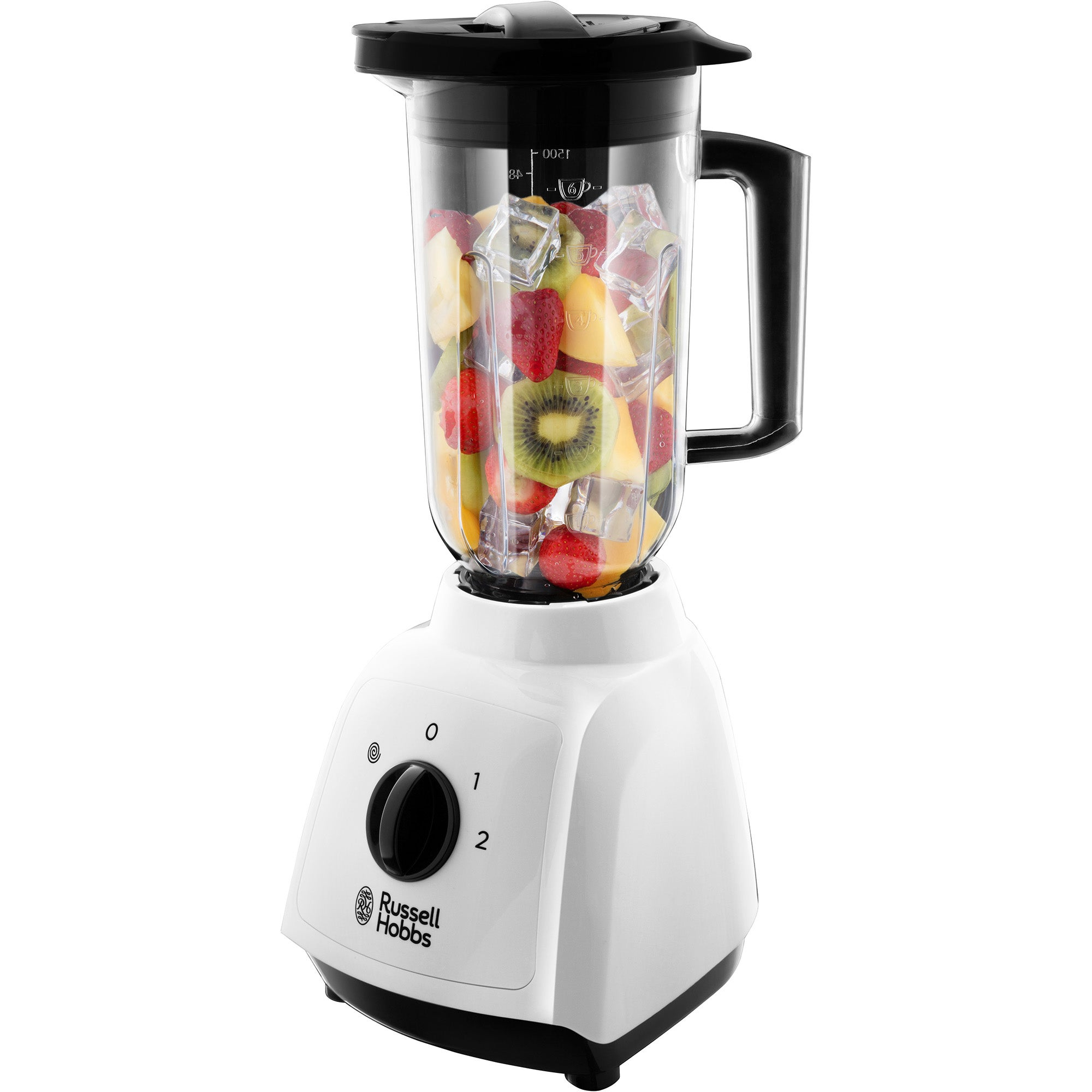 Russell Hobbs Food Collection Jug Blender White