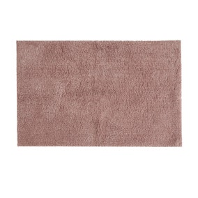Sparkle Blush Bath Mat