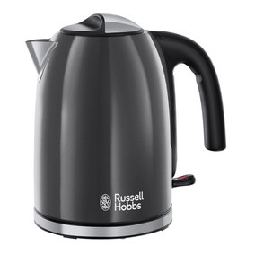 Russell Hobbs Colours Plus 1.7L Storm Grey Kettle