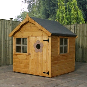 4ft x 4ft Small Playhouse