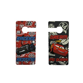 Disney Cars Door Hanger