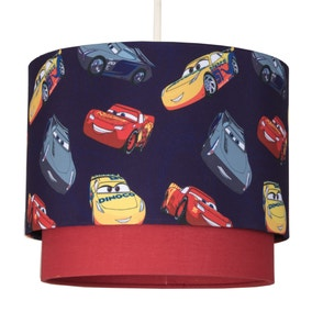 Disney Cars 2 Tier Pendant Shade