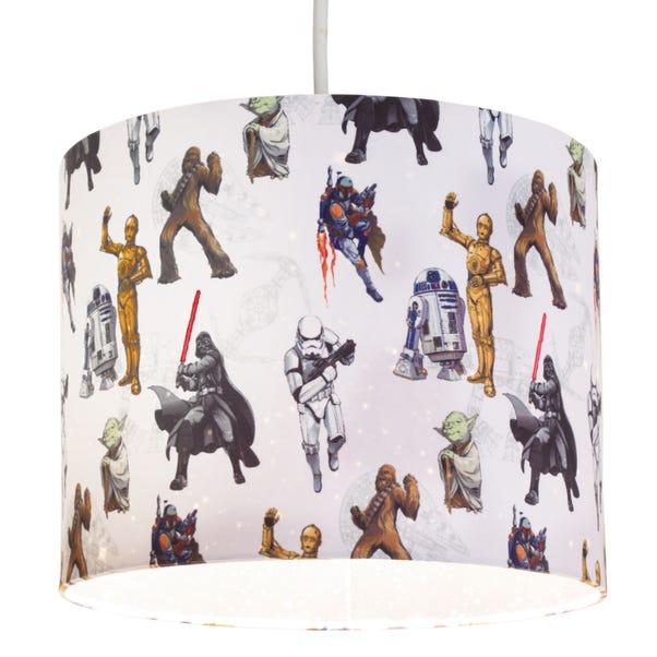Disney Star Wars Pendant Shade MultiColoured