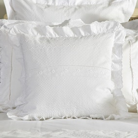 Dorma Alice Ruffle Cushion