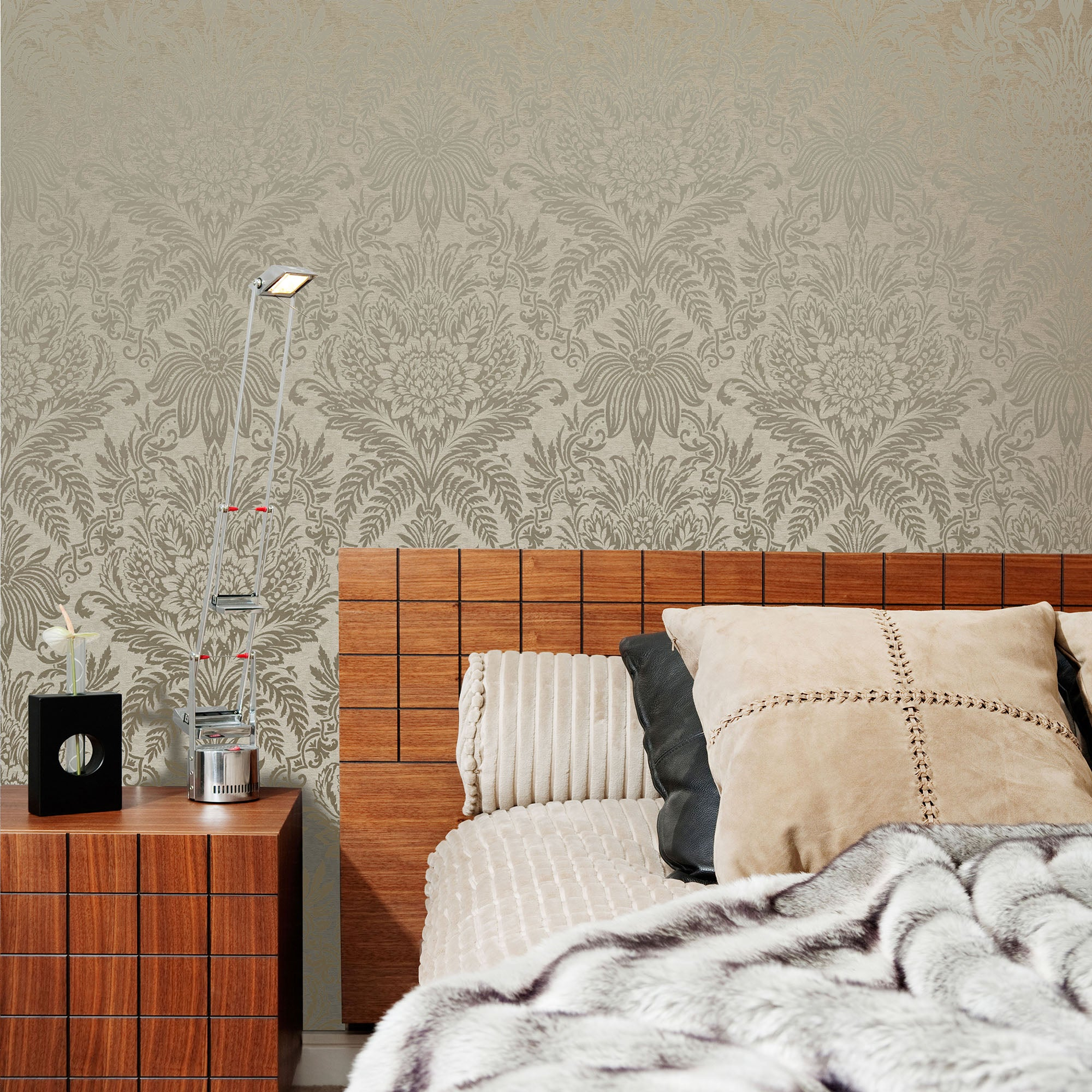 Click to view product details and reviews for Signature Biscuit Wallpaper Natural.