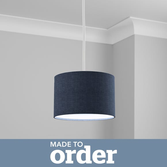 Made To Order Drum Shade Linoso Orion undefined