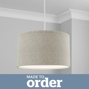 Made To Order Drum Shade