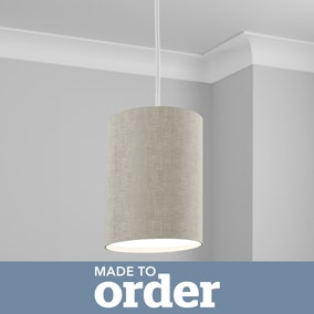 Made to Order 21cm Tall Cylinder Shade