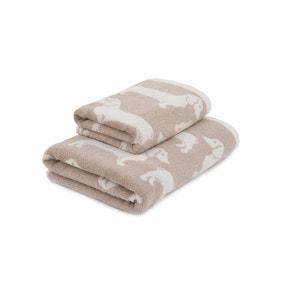 Dachshund Pebble Towel