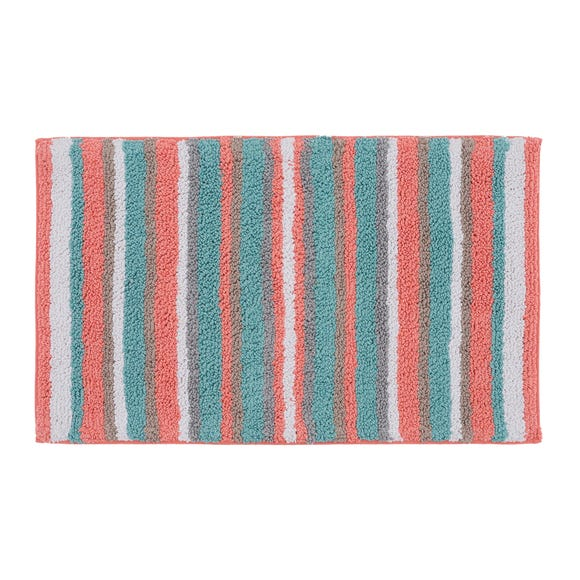 Stripes Candy Bath Mat Candy
