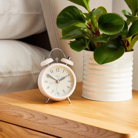 Jones Alarm Clock Blush