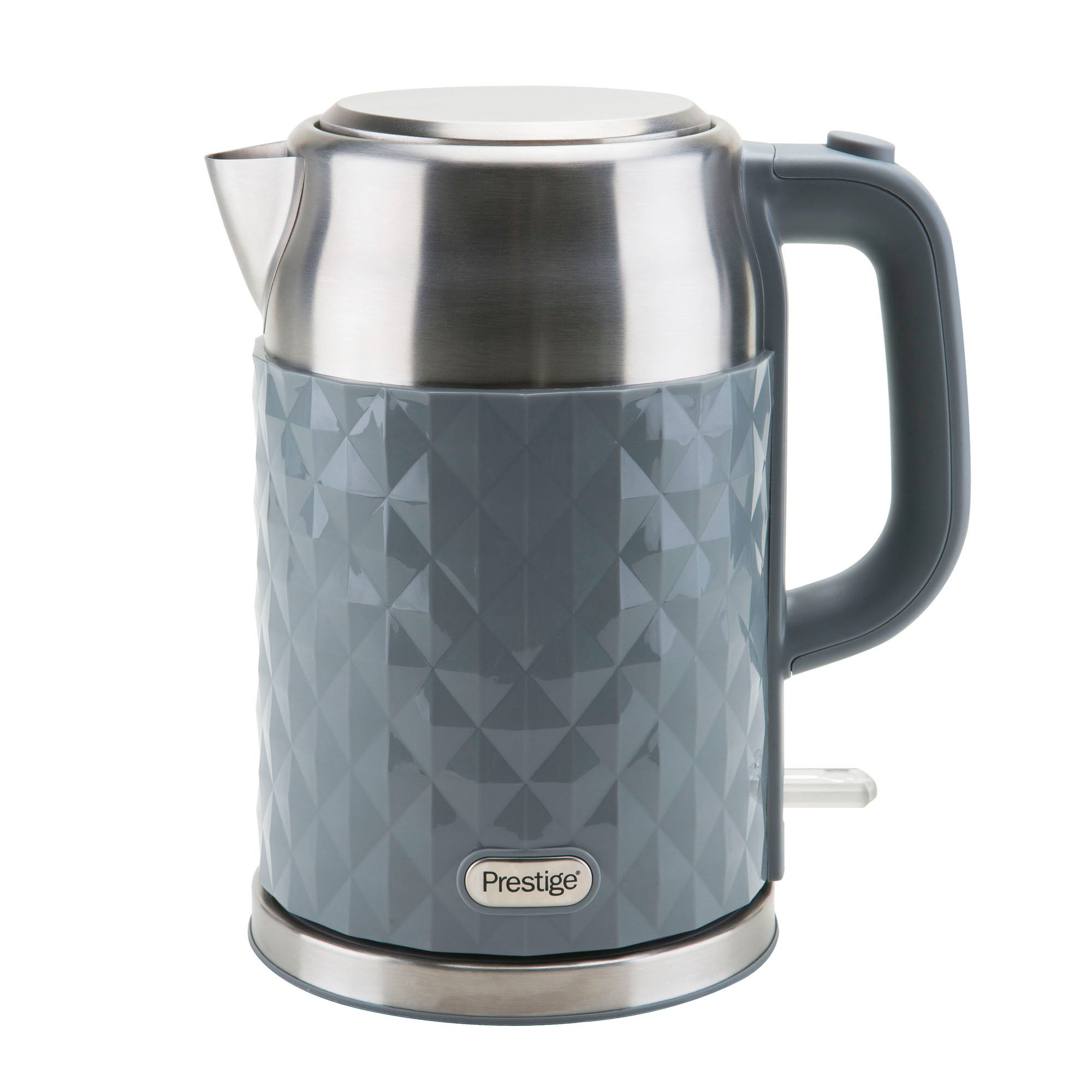 Click to view product details and reviews for Prestige Prism 17l Grey Kettle Grey.