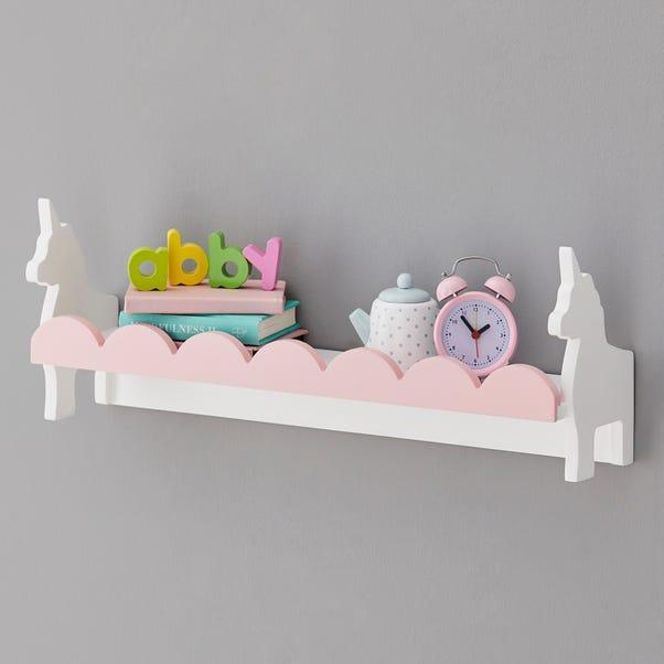 Unicorn Shelf Pink
