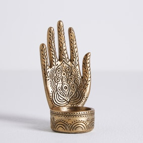 Buddha Hand Tealight Holder