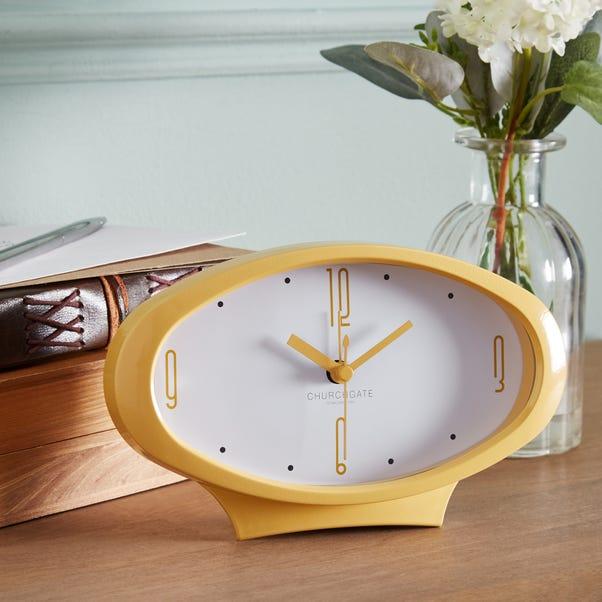 Alarm Clock Ochre Ochre
