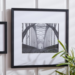 "Black Oversized Mount Frame (10"" x 8"")"