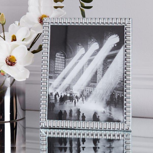 "Gem Photo Frame 10"" x 8"" (25cm x 20cm) Clear"