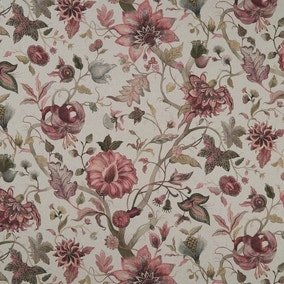 Delilah Winterberry Fabric