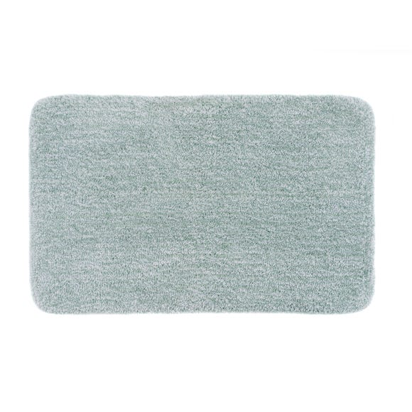 Marl Super Soft Seafoam Bath Mat