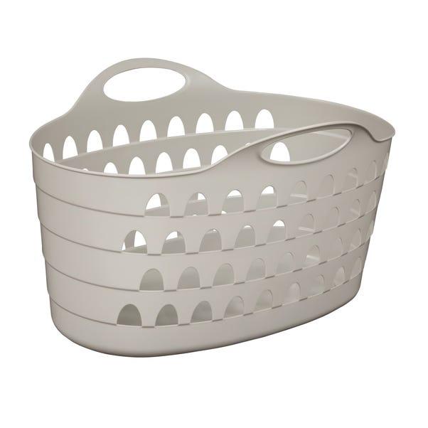 Strata Flexi Basket Grey Grey