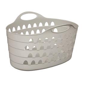 Strata Flexi Basket Grey
