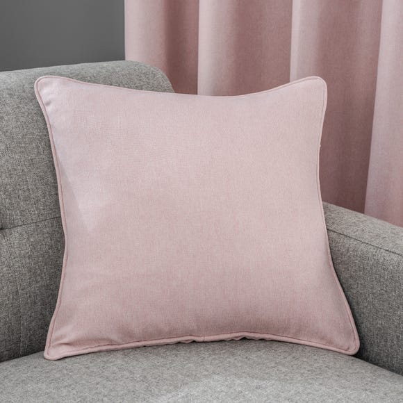 Luna Cushion Cover Blush (Pink) undefined