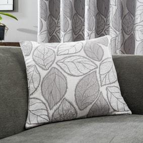 Sherwood Silver Cushion