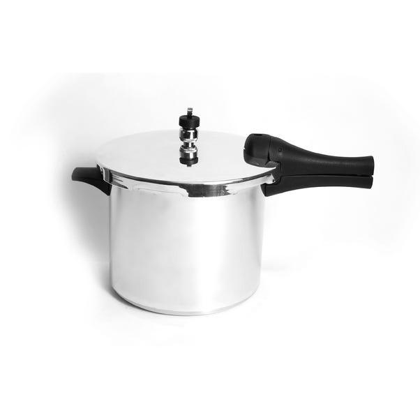 Prestige 6L Pressure Cooker Silver